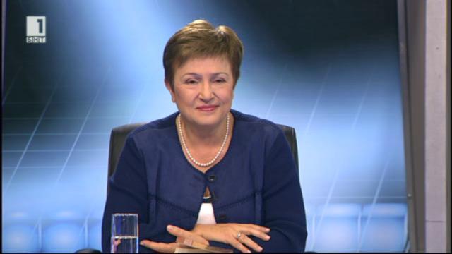 Кристалина Георгиева: Трябва да се направят реформите, за които се говори от години