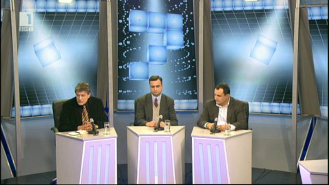 Украйна, България, Европа - коментар на Антоний Гълъбов, Борис Попиванов и Веселин Стойнев