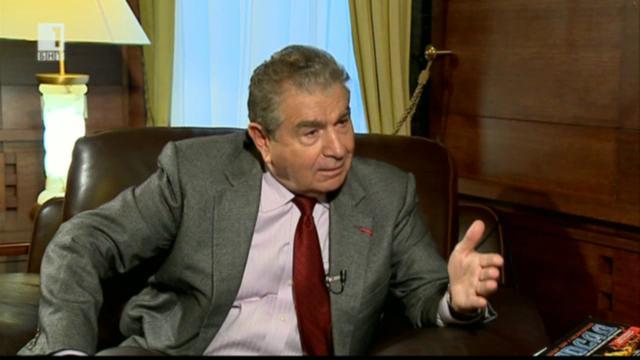 Интервю с проф. Михаел Бар-Зоар за тайните на Мосад