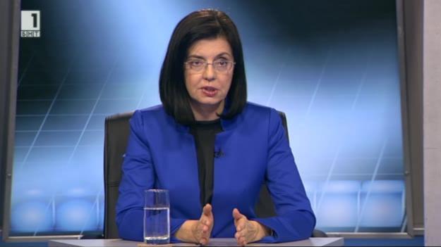 Меглена Кунева за реформите в съдебната система