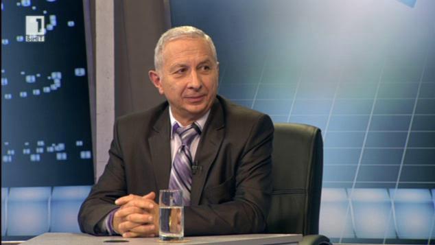 Професорът, политикът и другите лица на Огнян Герджиков