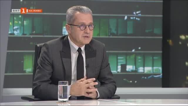 Йордан Цонев: Оставката на Симеонов не решава нито един проблем на управлението