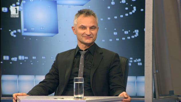 Специален гост - Захари Карабашлиев