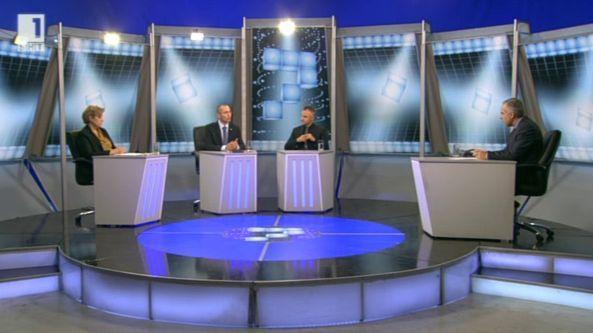 Политика, преговори и банки - разговор с Менда Стоянова и Ангел Джамбазки