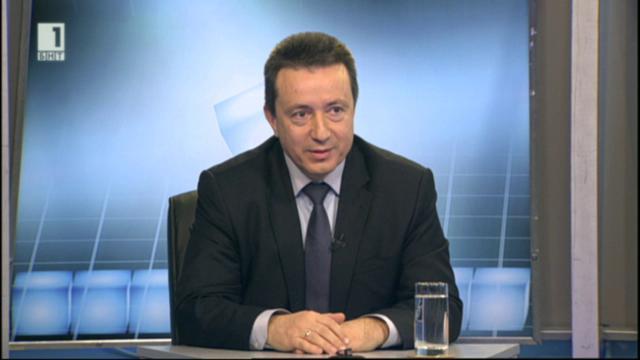 Янаки Стоилов за фронтовете пред левицата