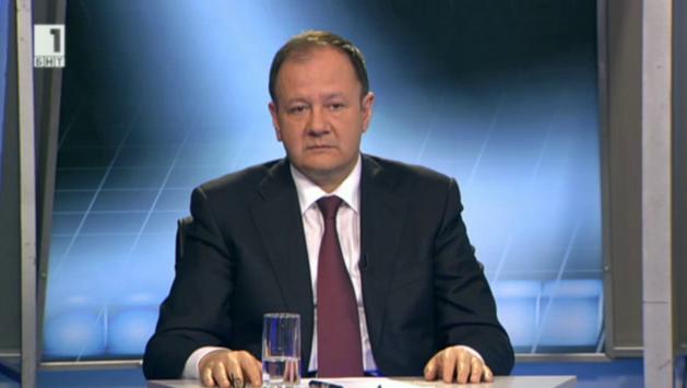 Трудният парламент - разговор с Михаил Миков