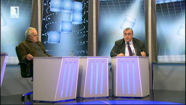Тринадесетата година - разговор с Огнян Минчев и Андрей Райчев