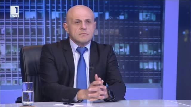 Томислав Дончев: Програмата ни трябва да бъде реализирана в цялост
