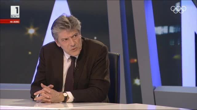Страстите политически – Антоний Гълъбов