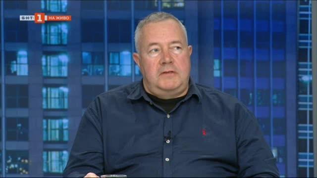 Харалан Александров: Надявам се да сложим страха под контрол