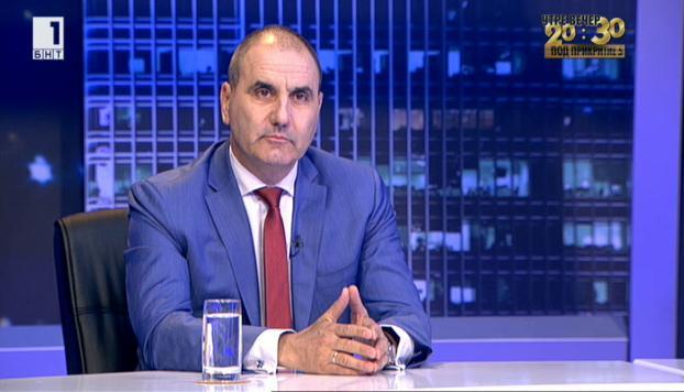 Цветан Цветанов говори за промените в Закона за МВР