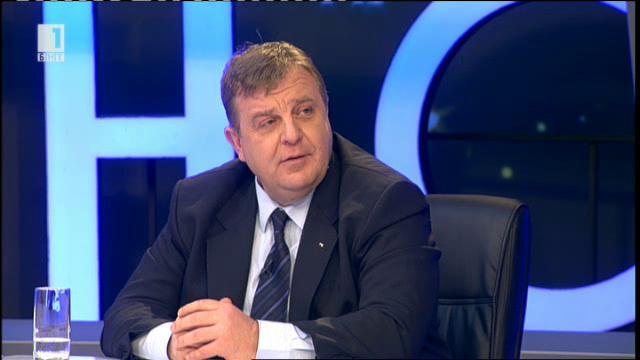 Красимир Каракачанов: Европейският парламент е един декор
