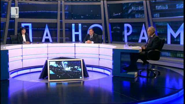 Идеи, пари и дълг. Министър Владислав Горанов