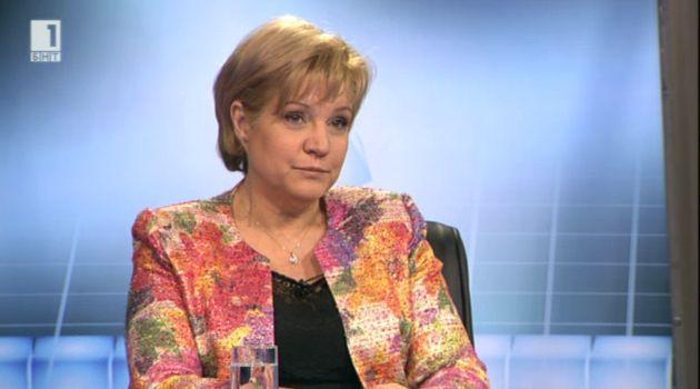Менда Стоянова: КТБ е най-яркият провал на държавата и нейните регулатори