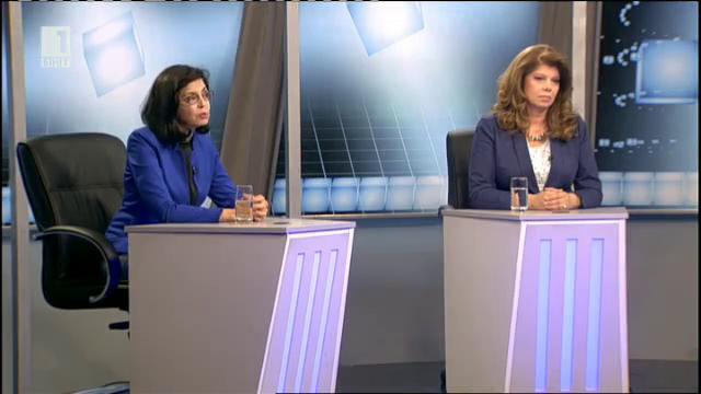 Кризата в Гърция - коментар на Меглена Кунева и Илияна Йотова
