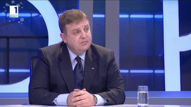Красимир Каракачанов: Мажоритарните избори са несправедливи избори