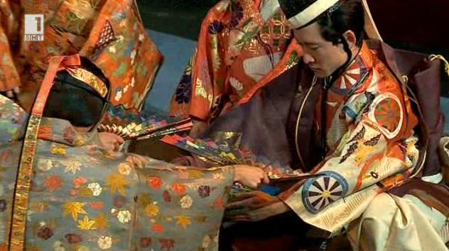 Българските герои на една старояпонска история