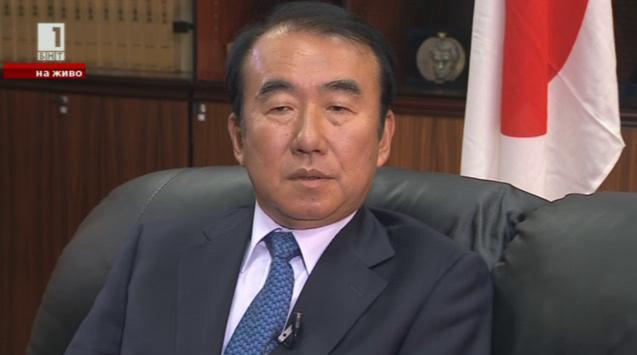 България и Япония: можем ли повече – посланик Такаши Коидзуми