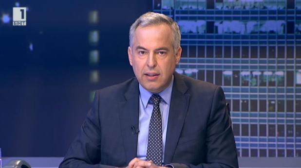 Европа в премеждие –  говори министър Даниел Митов