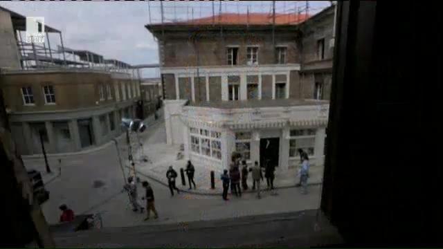 Холивуд на Изток – снимачна площадка България