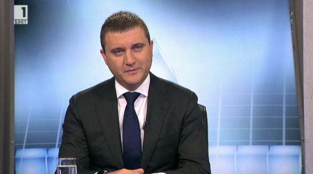 Данъчни идеи – финансовият министър Владислав Горанов