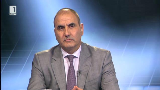 Цветанов: МВР не трябва да бъде след събитията