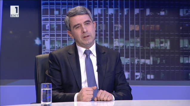 Росен Плевнелиев: България днес стои стабилна на фона на световната драма