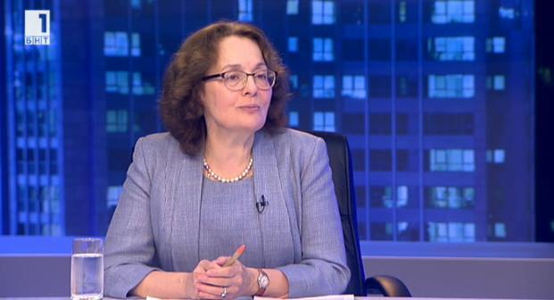 Румяна Коларова за отказа на Президента от кандидатура за втори мандат