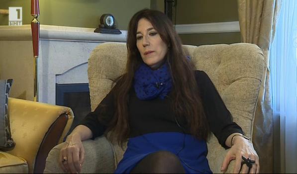 Цруя Шалев - израелска писателка, оцеляла в атентат