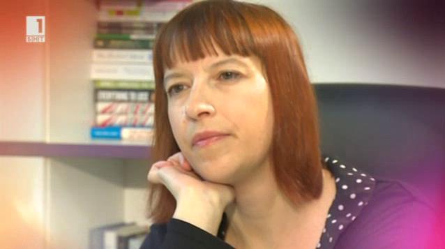 Игра на съдби - македонската писателка Лидия Димковска