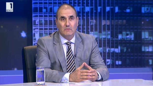 Политика и сигурност в размирни времена - Цветан Цветанов