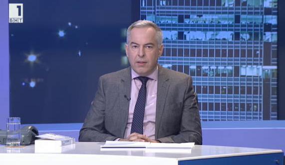 Политика, сигурност и НАТО. Говори вицепремиерът Стефан Янев