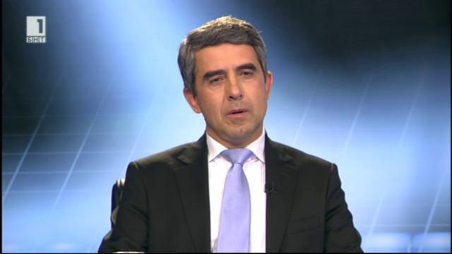 Президентът Плевнилев: Политиката на сфери на влияние трябва да остане в 19 век