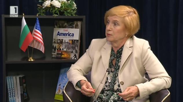 Посланик Марси Рийс за България и американските интереси