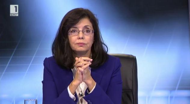 Миглена Кунева: Гореща точка е средство за правене на политика за бежанците
