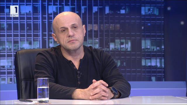 Томислав Дончев: Този парламент е лишен от моралното право да излъчва правителство