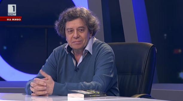 """Писателят Румен Белчев за 70-годишнината на """"Стършел"""