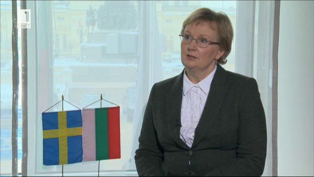 Посланик Луиз Бергхолм: Ставаме все по глобализирани и няма да се върнем назад