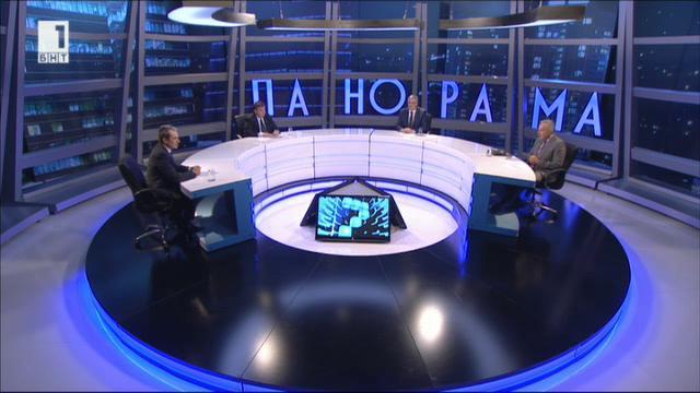 Битката за президент – Пламен Орешарски, Красимир Каракачанов и Ивайло Калфин