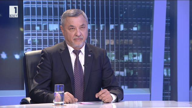 Валери Симеонов: Българските политици да консолидират държавата и да осигурят стабилно 4-годишно управление