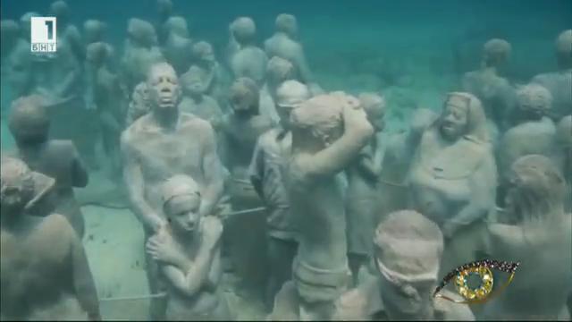 Най-красивите подводни паркове