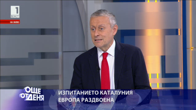 Соломон Паси: Кремъл има интерес от отцепване на Каталуния