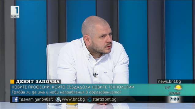 Павел Хаджиев: Пазарът на труда е в огромна полза на специалистите
