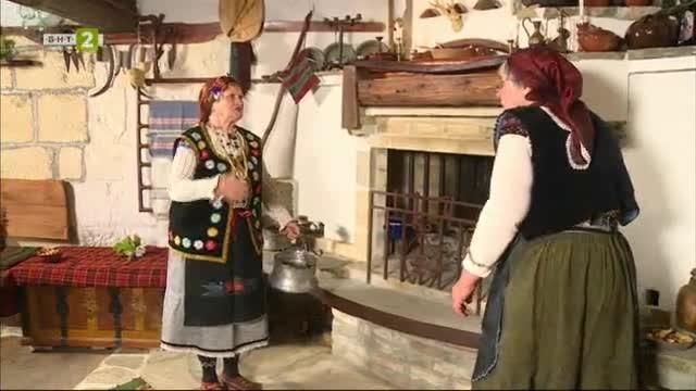 Обичаят Ладо - празник на момите в с. Мечка