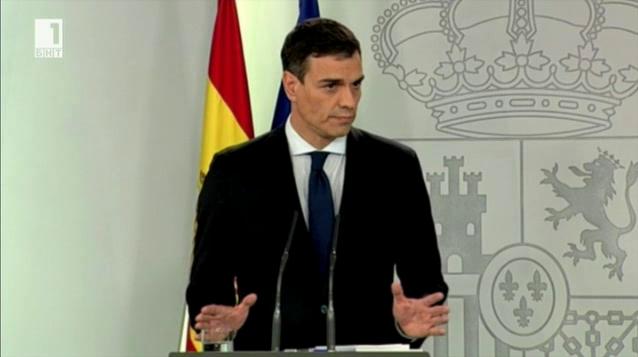 Педро Санчес - красавецът на испанската политика