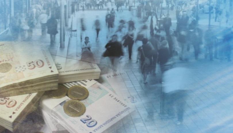 Minimum State Pension in Bulgaria Rises to BGN 200 (Euro 100)