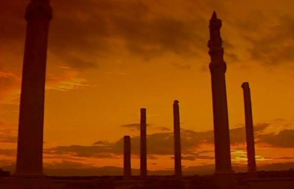 Реконструираният Персеполис
