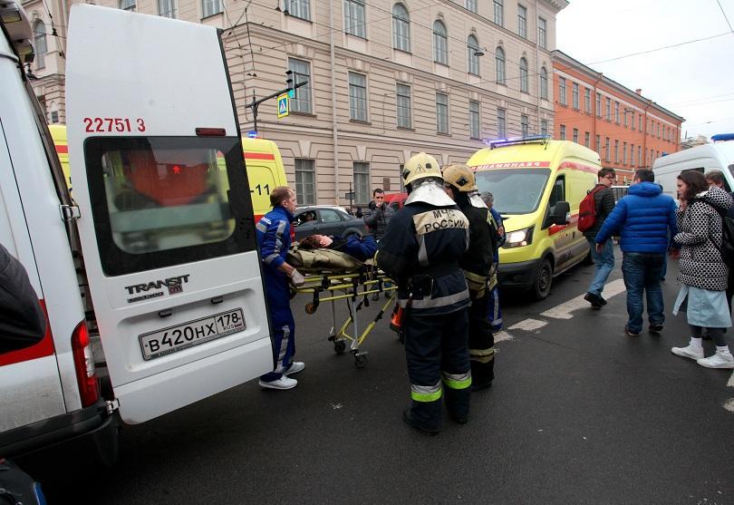 Кой стои зад кървавия атентат в метрото в Санкт Петербург?