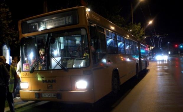 Нощен транспорт в столицата и по-ниски глоби