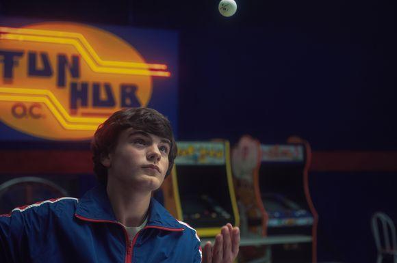 Лятото на пинг понга